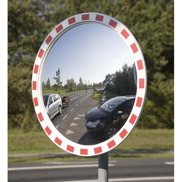 Дорожное зеркало диаметр 80см