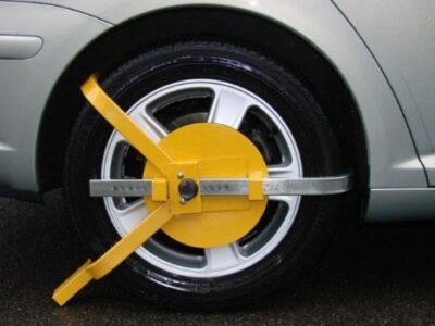 Блокиратор-колес